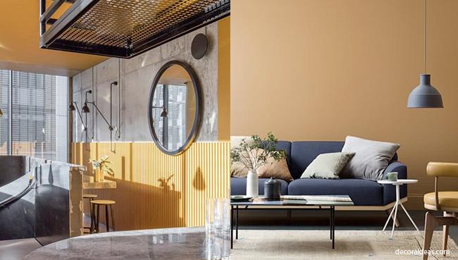 Colores para salones versa home - Colores para paredes de salon ...