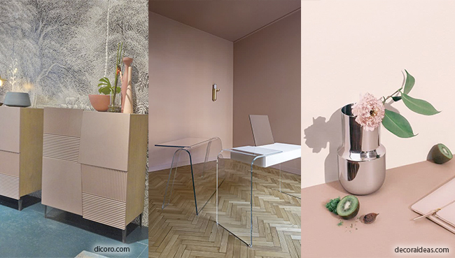 Colores de moda en paredes imagen sala con paredes grises for Colores de paredes interiores de moda
